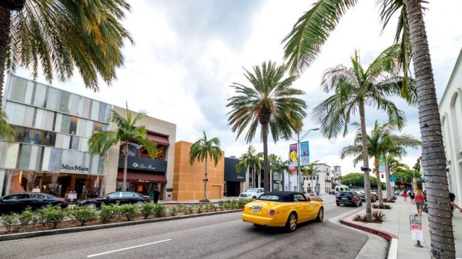 Hotels in Beverly Hills, California