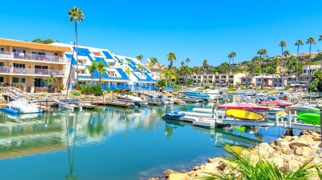 5 Hotels in Carlsbad, California