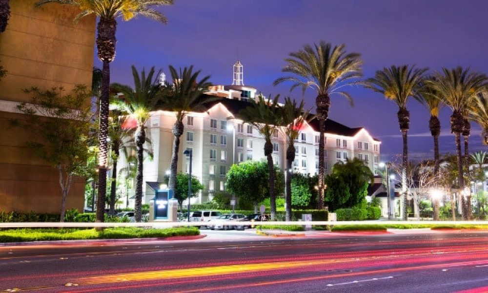 Hotels in Anaheim, California