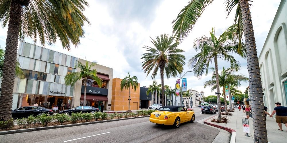 5 Hotels in Beverly Hills, California